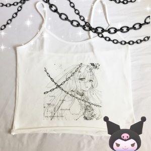 ⛓Anime bunny girl cami⛓